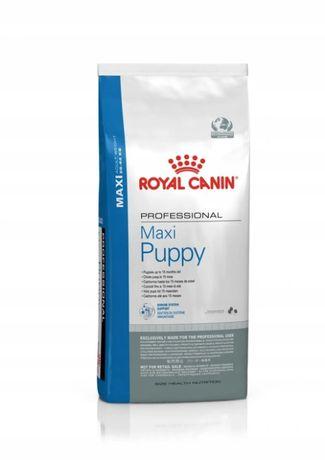 ROYAL CANIN Maxi Puppy 20kg JUNIOR /psy do 15 m-ca + gratis szarpak