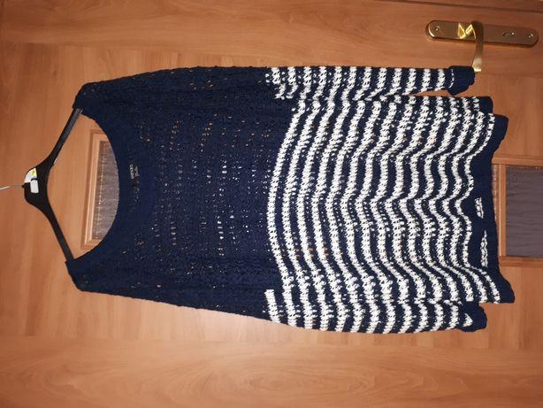 Sweterek ażurowy nowy