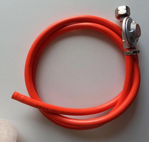 Reduktor gazu z wężem