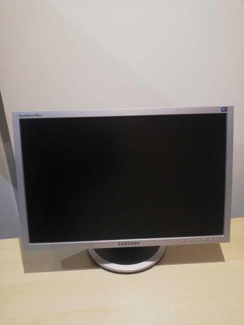 "Monitor Samsung 19"" + Teclado Logitech (bluetooth)"