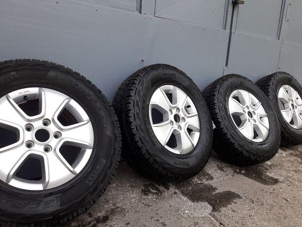 Koła zimowe,alufelgi,felgi aluminiowe VW AMAROK 16''