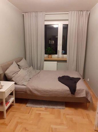 Łóżko 140x200 ; Tapicerowane ; Szare
