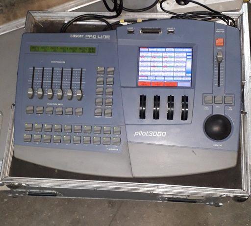 Световой пульт SGM PILOT 3000. 2 x DMX 512 для световых приборов