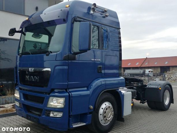 MAN TGS 18.440 BLS-TS  SUPER LEKKI 6370kg! Retarder Euro 5 EEV