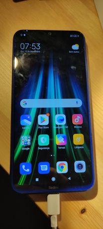 Redmi Note 8 64gb *ecrã quebrado*