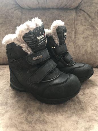 Зимние ортопедические ботинки на мальчика Тутуби tutubi minimen