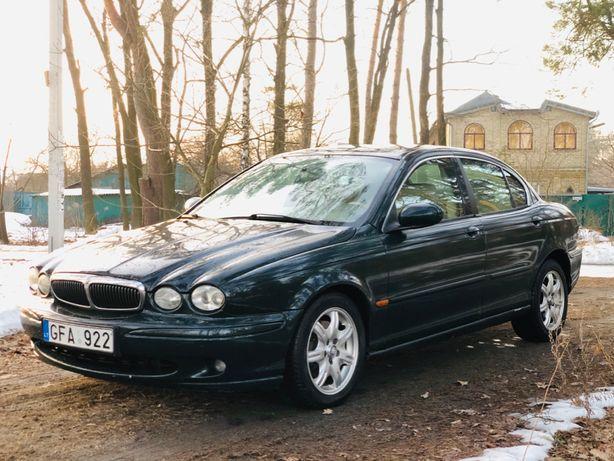 Jaguar X-type 2003 Газ