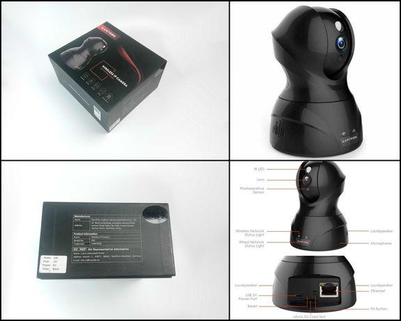 KAMTRON 826 Kamera WIFI IP, LAN, Monitoring