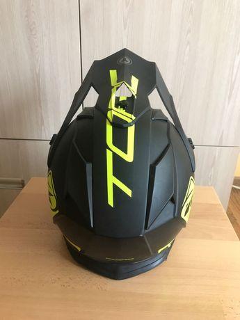 Вело-мото шолом захист