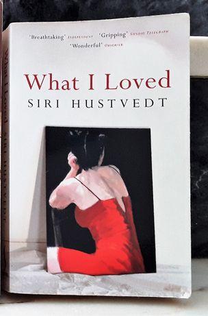 Livro Best seller What I Loved