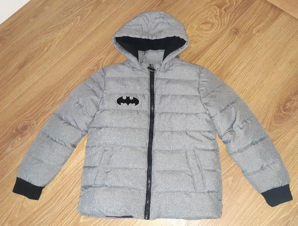Kurtka zimowa Batman rozmiar 122-128
