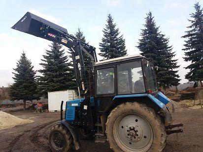 Продам трактор МТЗ 82.1 (2014)