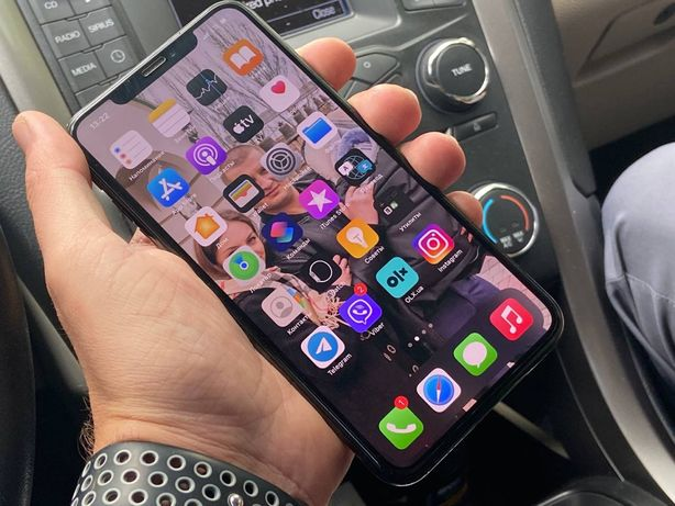 Apple Iphone XS MAX Space Gray айфон черный 10с макс X S Max
