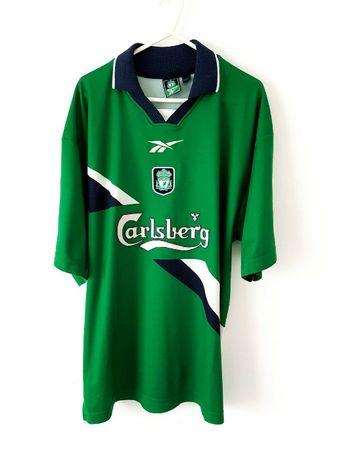 LIVERPOOL FC rere Retro 1999/2000 size XL stan bdb