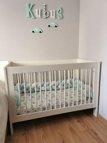 Łóżeczko dziecięce PINIO 65cm x 125cm