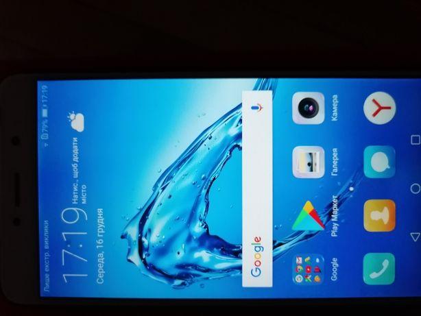 Мобильный телефон Huawei Y7 2017
