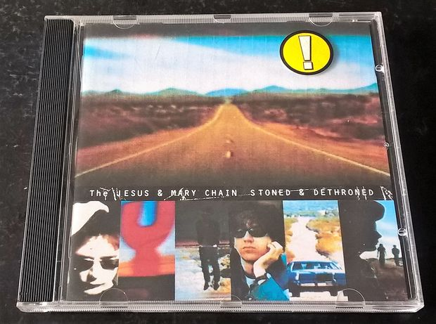 The jesus And Mary Chain Stoned & Detroned 1994 r