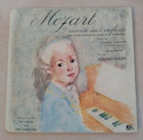 LP de Mozart anos 60