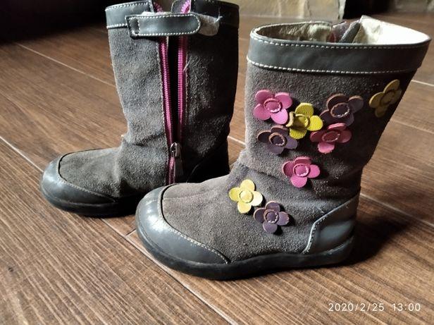 Демісезонні сапожки для дівчинки