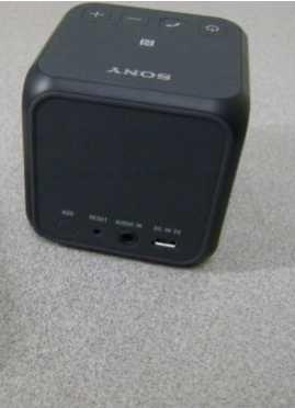 Coluna Bluetooth Sony SRS-X11