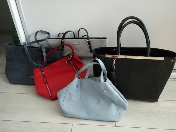 Nowe torebki orsay Okazja