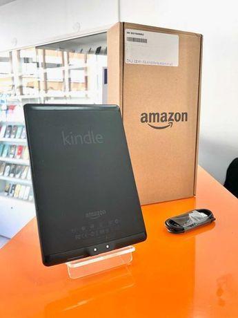 """Amazon Kindle PaperWhite 4 6"""" (2011) 4gen 256MB 2GB WiFi Preto - A"""