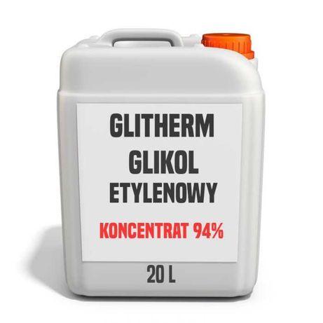 Glikol etylenowy 94 % (Glitherm koncentrat) – 20 – 1000 kg –Kurier