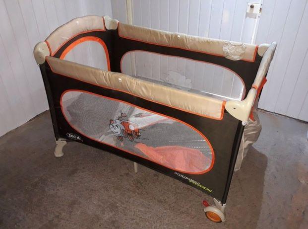 Кроватка, манеж, пеленатор Seca