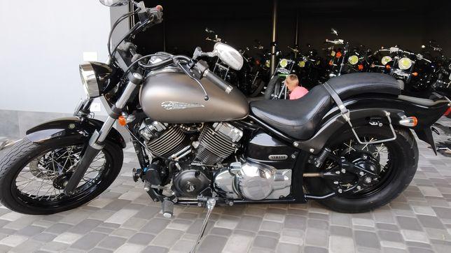 Мотоцикл Yamaha Drag Star 400 с Японии, 2013г