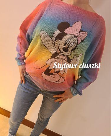 Bluzka sweterkowa ombre Miki