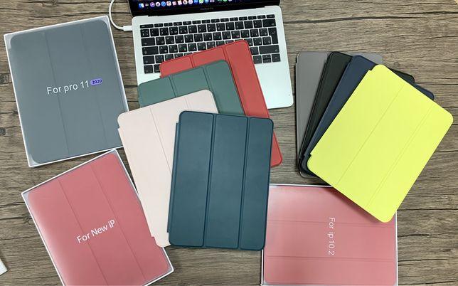 Чехол Smart Case iPad Pro 11/12.9 2020/2018/ New 9.7 5-6gen/10.2/Air