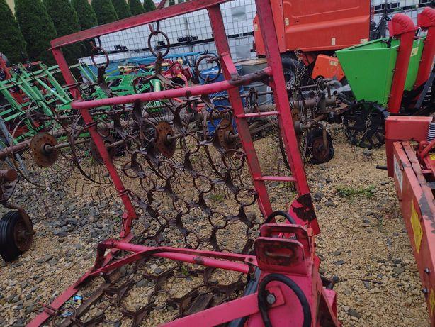 Włóka łąkowa 5 m hydrauliczna