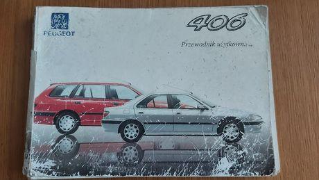 Peugeot 406 Przewodnik użytkownika instrukcja obsługi