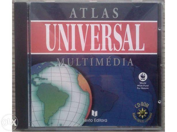 Atlas UNIVERSAL multimédia Texto Editora