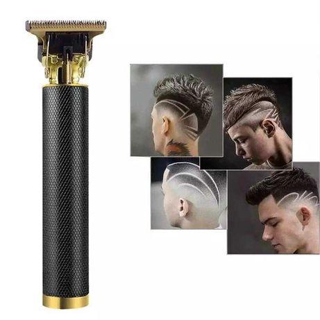 Maquina para cortar cabelo desenhos barba