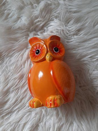 Skarbonka Sowa pomarańczowa
