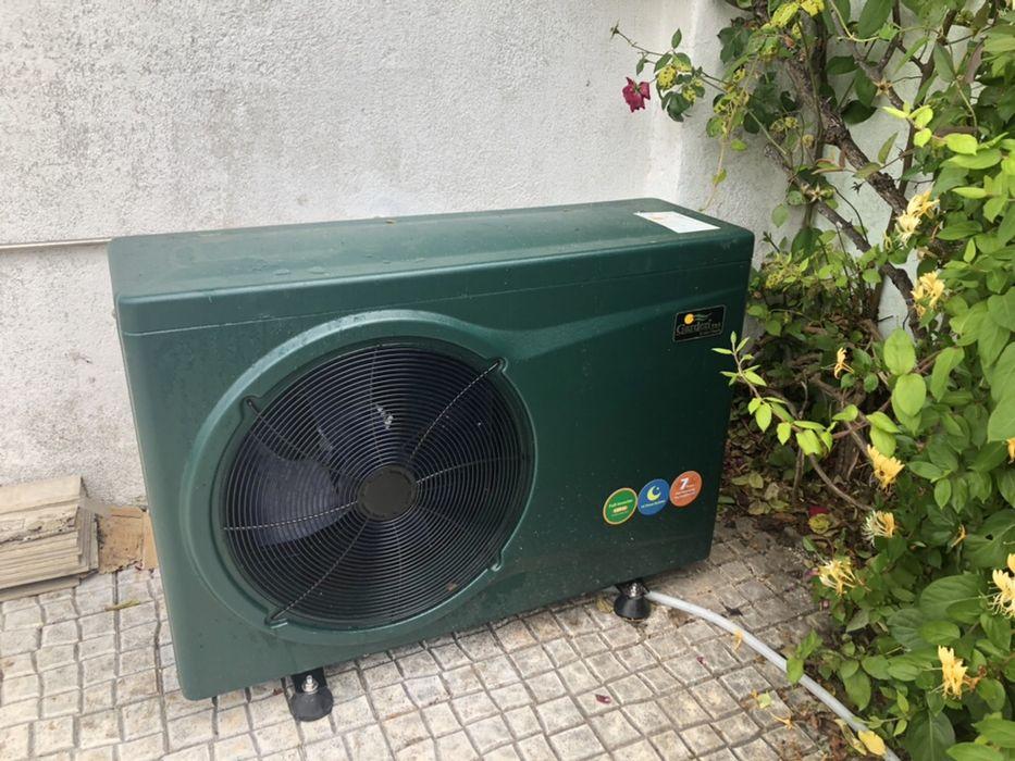 Bombas de calor para aquecimento água piscina Cascais E Estoril - imagem 1