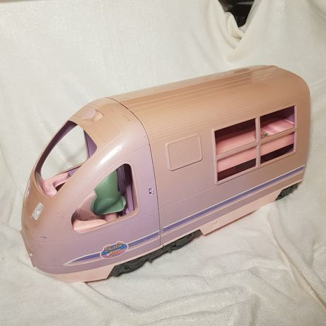 Kamper domek dla lalek barbie