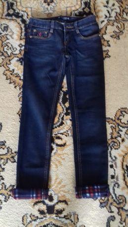 Утеплені джинси на зиму