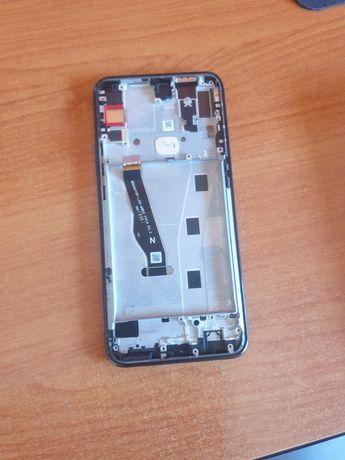 Moldura Central Huawei P Smart Z Usada Original