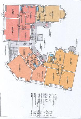 Kraków. Stare Miasto. Piłsudzkiego. Lokale biurowe 97 i 43 m2. Winda