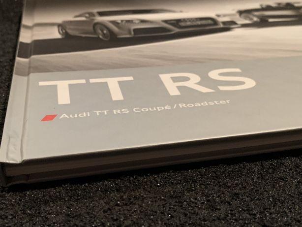 Prospekt Audi TT RS