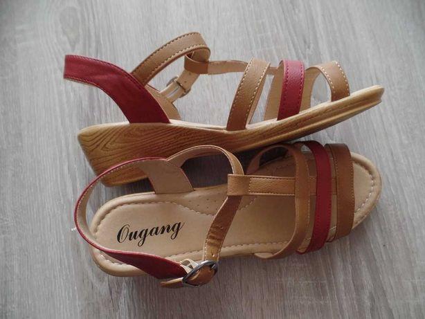 Sandały damskie nowe rozmiar 39