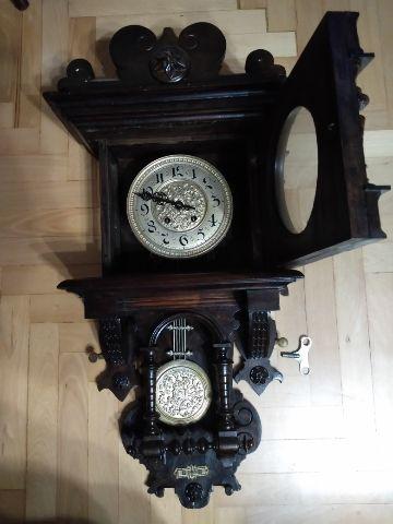 Sprzedam Starodawny zegar do powieszenia Kościerzyna - image 1