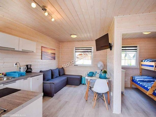 PROMOCJA Czerwiec domek apartamentowy wysoki standar Dąbki