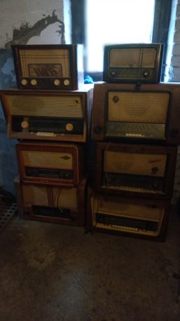 Stare radia.