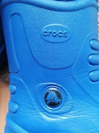 Kalosze dziecięce Crocs