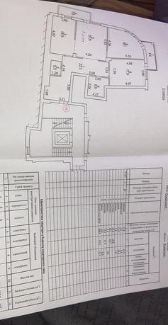Продається 3 кімнатна квартира вул. Стрийська біля автовокзалу Екодім