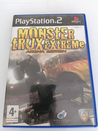 Ps2 monster trux extreme arena edition