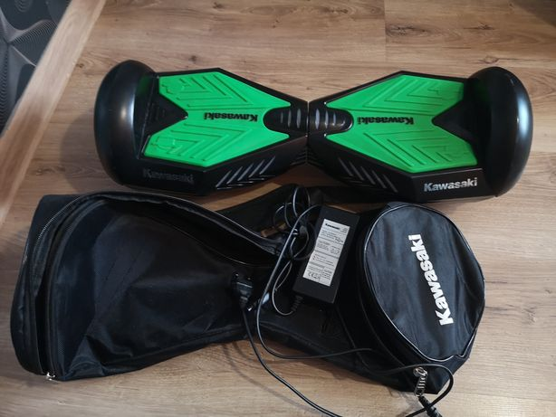 Hoverboard deska elektryczna kawasaki KX-PRO6.5A GRATIS